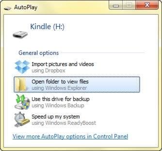 Save to Kindle